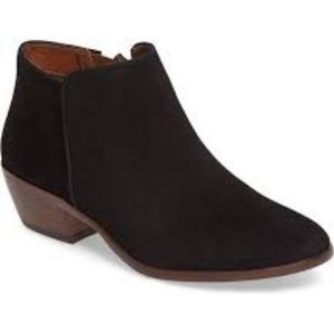 sam edelman petty ankle booties size 7.5